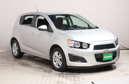 2014 Chevrolet Sonic LT AUTO A/C GR ELECT MAGS BLUETOOTH