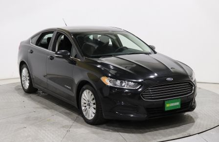 2015 Ford Fusion SE Hybrid AUTO A/C GR ELECT MAGS BLUETOOTH CAMERA