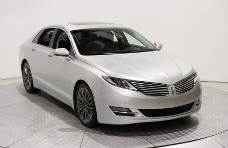 2013 Lincoln MKZ 4dr Sdn V6 AWD CUIR TOIT OUVRANT BLUETOOTH CAMERA