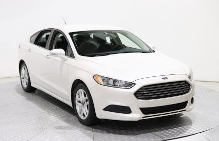 2013 Ford Fusion SE MANUELLE A/C GR ELECT MAGS BLUETOOTH CAMERA