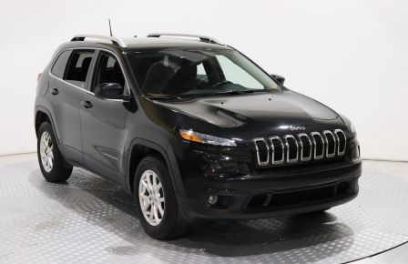 2016 Jeep Cherokee North 4WD AUTO AC GR ELECT MAGS CAMERA NAVIGATION