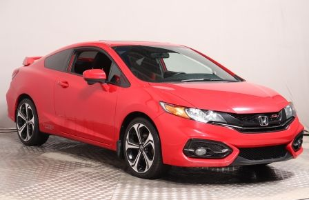 2015 Honda Civic Si TOIT CAMERA BLUETOOTH SIEGES CHAUFFANTS
