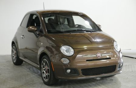 2014 Fiat 500 SPORT AUTO A/C GR ELECT MAGS BLUETOOTH
