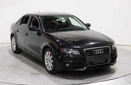 2011 Audi A4 2.0T AWD