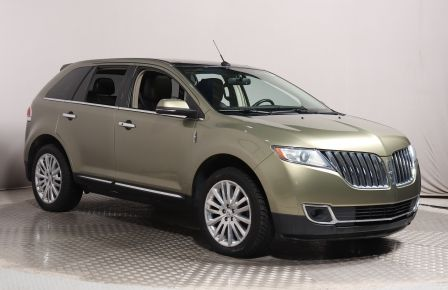 2013 Lincoln MKX AWD CUIR TOIT MAGS CAM RECUL BLUETOOTH