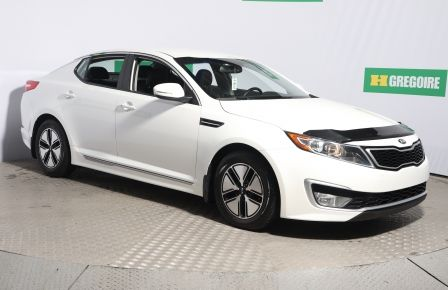 2012 Kia Optima Hybrid AUTO A/C CUIR MAGS CAM RECUL BLUETOOTH