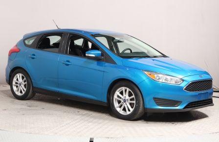 2016 Ford Focus SE AUTO A/C MAGS CAM RECUL BLUETOOTH