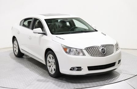 2011 Buick Lacrosse CXL AWD AUTO CUIR TOIT OUVRANT BLUETOOTH à Repentigny