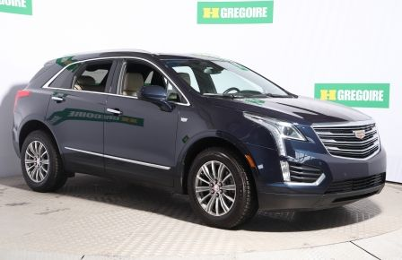 2017 Cadillac XT5 LUXURY AWD TOIT CUIR BLUETOOTH MAGS à Sherbrooke