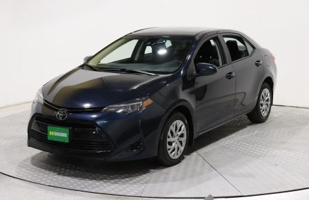 2018 Toyota Corolla LE AUTO A/C GR ELECT BLUETOOTH CAMERA DE RECUL à Laval