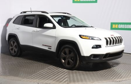 2017 Jeep Cherokee 75th Anniversary 4X4 TOIT MAGS BLUETOOTH