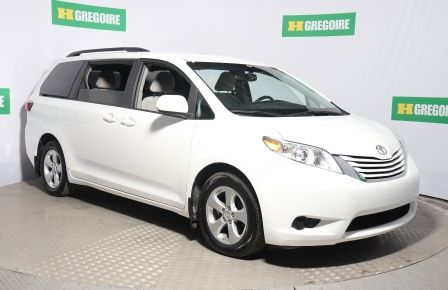2017 Toyota Sienna LE AUTO A/C MAGS CAM RECUL BLUETOOTH
