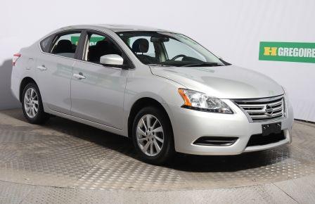 2015 Nissan Sentra SV AUTO A/C GR ELECT MAGS NAV CAM DE RECUL
