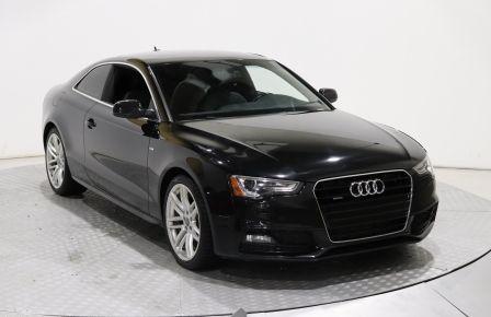 2015 Audi A5 Progressiv QUATTRO NAVIGATION TOIT OUVRANT CAMERA