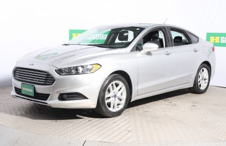 2014 Ford Fusion SE AUTO A/C MAGS CAM RECUL BLUETOOTH