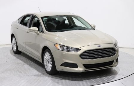 2015 Ford Fusion SE Hybride AUTO A/C GR ELECT MAGS BLUETOOTH CAMERA