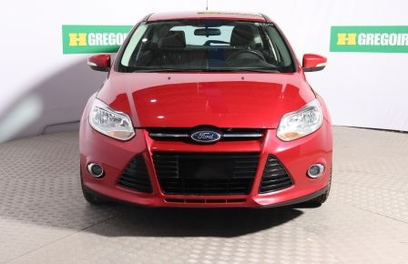 2012 Ford Focus SEL AUTO A/C GR ELECT BLUETOOTH