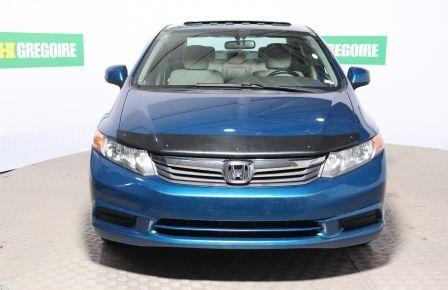 2012 Honda Civic EX A/C GR ELECT MAGS BLUETOOTH