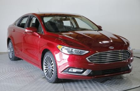 2017 Ford Fusion SE AWD CUIR TOIT NAV MAGS CAM RECUL