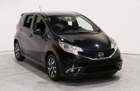 2015 Nissan Versa SR AUTO A/C GR ELECT MAGS BLUETOOTH CAMERA