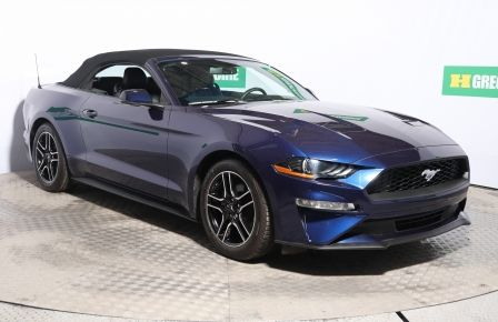 2018 Ford Mustang EcoBoost Premium AUTO CUIR NAV MAGS CAM RECUL