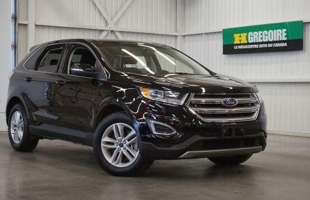 2018 Ford EDGE SEL AWD caméra-sonar de recul, sièges chauffants à Estrie