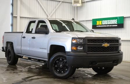 2015 Chevrolet Silverado 1500 Work Truck 4WD