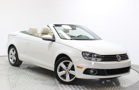 2013 Volkswagen EOS Comfortline