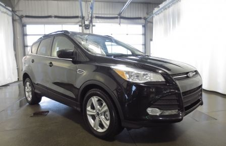 2014 Ford Escape SE AWD CUIR TOIT CAMERA GPS 2.0L HITCH