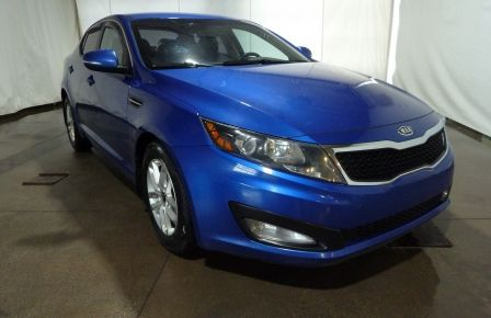 2012 Kia Optima LX AUTO BLUETOOTH SIEGES CHAUFFANTS à Rimouski