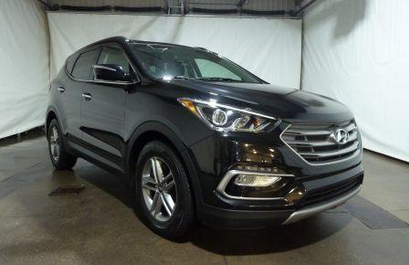 2018 Hyundai Santa Fe SE AWD CUIR TOIT CAMERA BLUETOOTH VOLANT CHAUFFANT à Saint-Siméon