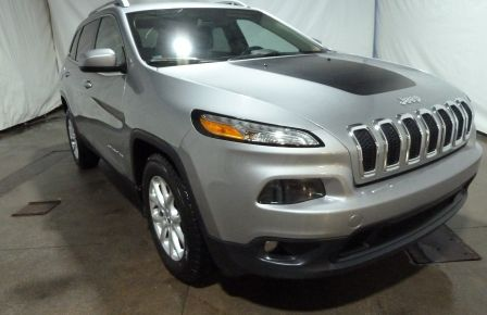 2015 Jeep Cherokee NORTH 4WD V6 CAMERA GPS VOLANT/SIEGES CHAUFFANTS