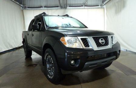 2019 Nissan Frontier PRO-4X TOIT CAMERA GPS BLUETOOTH SIEGES CHAUFFANTS