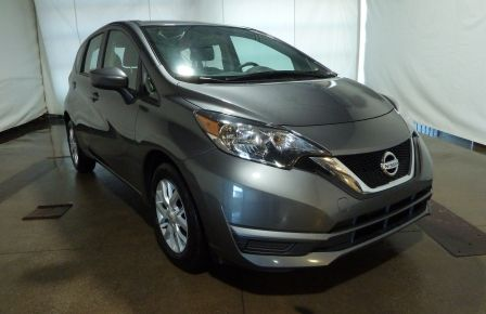 2018 Nissan Versa SV CAMERA BLUETOOTH SIEGES CHAUFFANTS à Rimouski