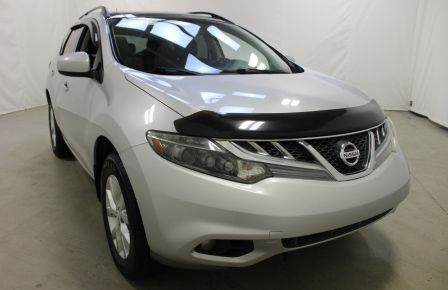 2012 Nissan Murano SL Awd Cuir Toit-Panoramique Bluetooth Mags à Saguenay