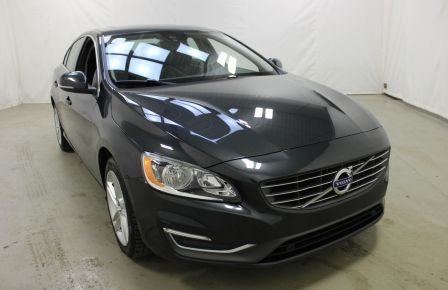 2015 Volvo S60 T5 Premier Plus AWD Cuir Toit-Ouvrant Mags