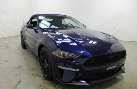 2018 Ford Mustang EcoBoost Premium Convertible Mags Camera Bluetooth