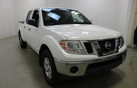 2012 Nissan Frontier SV Crew-Cab 4x4