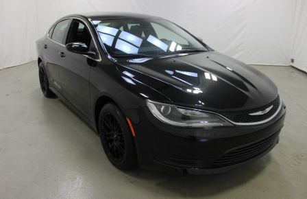2016 Chrysler 200 LX A/C Gr-Électrique Mags Bluetooth