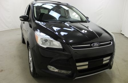 2014 Ford Escape Titanium Awd Cuir Mags Bluetooth
