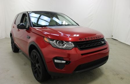 2016 Land Rover DISCOVERY SPORT HSE Luxury Awd Cuir Toit-Panoramique Navigation à Saguenay