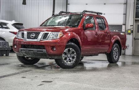 2015 Nissan Frontier PRO-4X CREWCAB