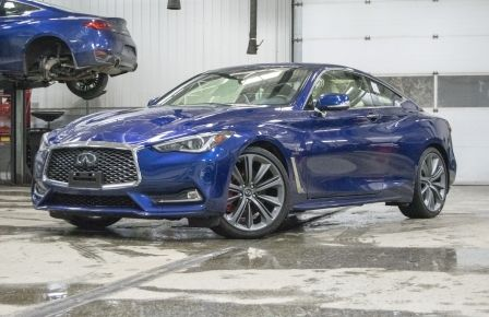 2018 Infiniti Q60 RED SPORT 400 TECH FULL