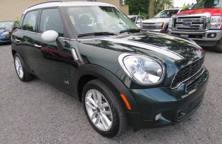 2014 Mini Cooper COUNTRYMAN S AWD AUT A/C MAGS TOIT BLUETOOTH ECT..
