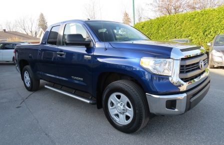 2014 Toyota Tundra SR5 AUT 4X4 A/C CAMERA BLUETOOTH GR ELECTRIQUE