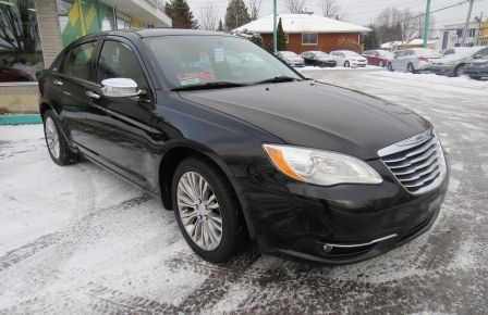 2011 Chrysler 200 Limited AUT V6 A/C MAGS TOIT BLUETOOTH GR ELECTRIQ